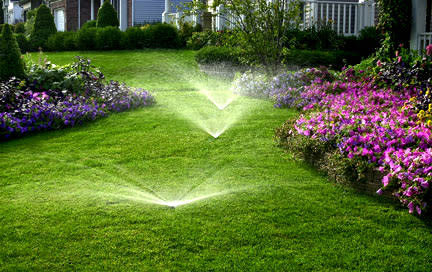 Sprinkler Installation Services